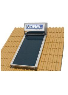 NOBEL Apollon 320lt/4.0m² Τριπλής Ενέργειας Κεραμοσκεπή