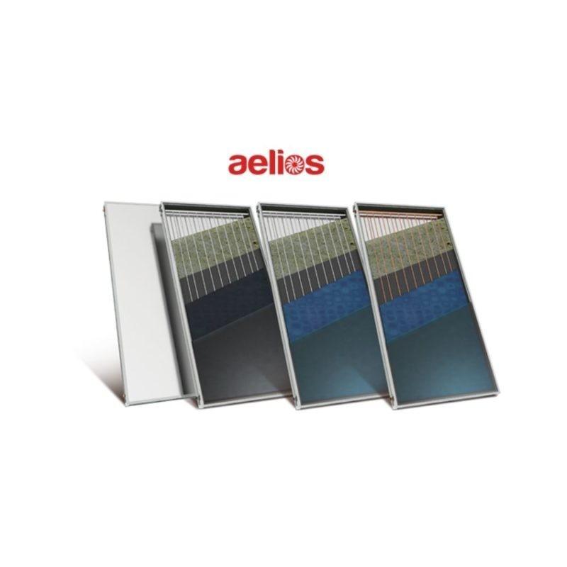 Ηλιακός Συλλ. Aelios CUS 2600 2.6m² 2x1.3m Οριζ.