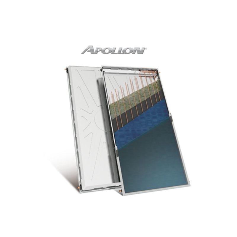 Ηλιακός Συλλ. Apollon AL 1500 1.5m² 1.5x1m Καθ.