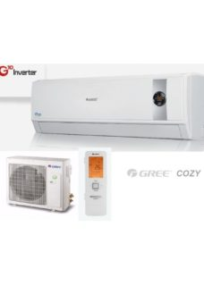 Κλιματιστικό Τοίχου Α Κλάσης COZY DC INVERTER GREE