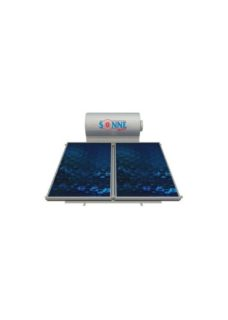 Ηλιακός θερμοσίφωνας Χάλκινος SONNE με συλλέτες ΦΑΕΘΩΝ