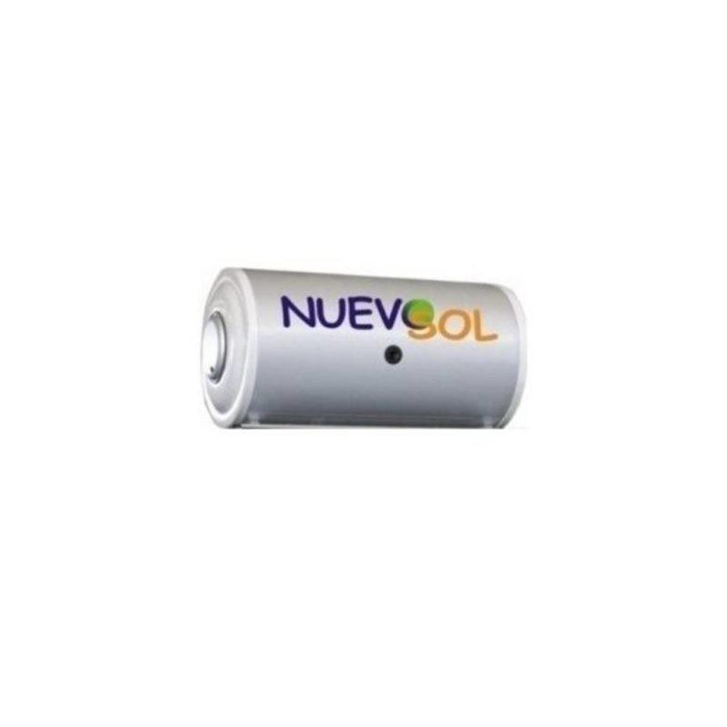 Μπόιλερ Ηλιακού θερμ. NuevoSol GLASS 120L Διπ.Ενέργειας