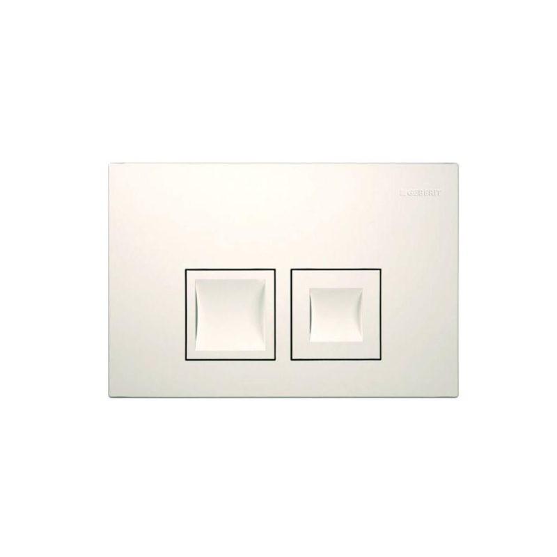 Πλακέτα Ενεργοποίησης GEBERIT DELTA 50 Λευκό