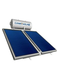 Cosmosolar Glass EGL 200lt/3.06m² ΚΑΘ Τριπλ.Ενέργ.
