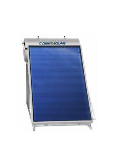 Cosmosolar Glass EGLB 300lt/4.00 m² με Εναλλάκτη