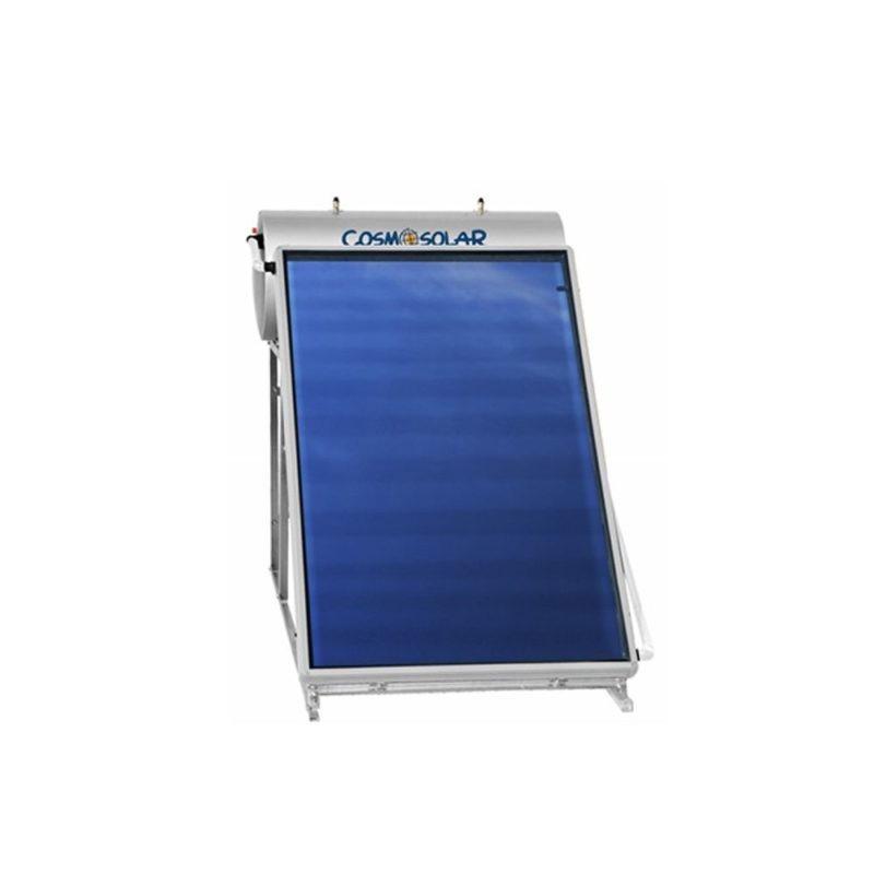 Cosmosolar Glass EGLB 150lt/2.30m² Διπλ.Ενέργ.