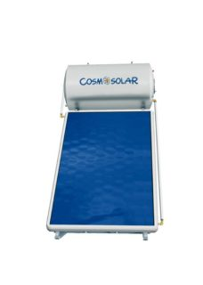 Cosmosolar Glass EGLK 160lt/2.3m² Διπλ.Ενέργ.