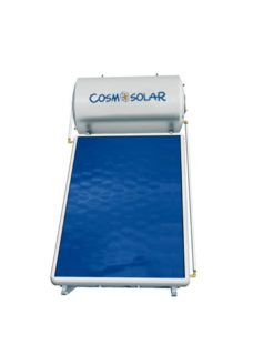 COSMOSOLAR INP 300lt/4.60m² Διπλ.Ενέργ. Inox