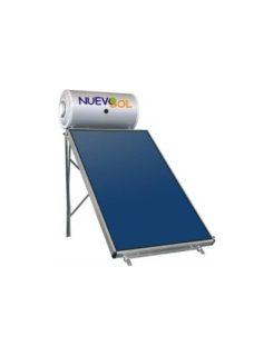 NuevoSol GLASS με Επιλλεκτικό Συλλέκτη 80 lt 1.5 m2 Διπ.Ενέργειας