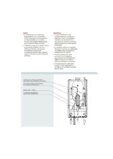 Επίτοιχος Λέβητας Ariston Genus Premium Evo HP 85kW EU