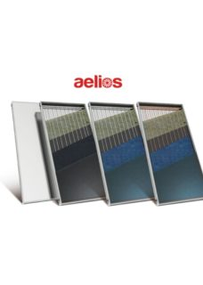 Ηλιακός Συλλ. Aelios CUS 1500 1.5m² 1.5x1m Οριζ.