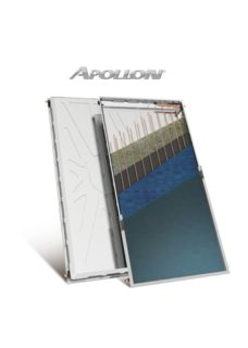 Ηλιακός Συλλ. Apollon AL 1500 1.5m² 1.5x1m Οριζ.