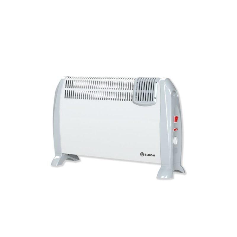 Αερόθερμο ELDOM CFV2000 Λευκό